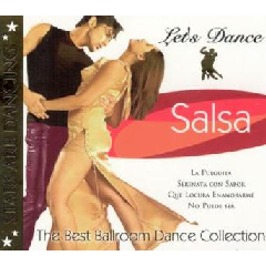 Let's Dance - Salsa - Various Artists (CD)