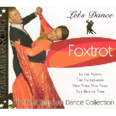 Let's Dance - Foxtrot - Various Artists (CD)