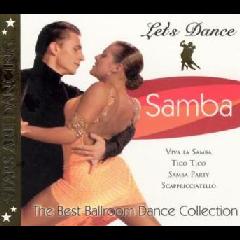 Let's Dance - Samba - Various Artists (CD)