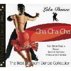 Let's Dance - Cha Cha Cha - Various Artists (CD)