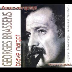 Brassens. Georges - Brave Margot (CD)