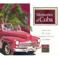 Memories Of Cuba - Various Artists (CD)