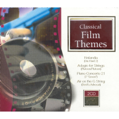 Classical Film Themes - Various Artists (CD)
