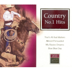 Country No.1 Hits - Various Artists (CD)