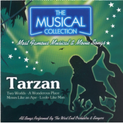 West End Orchestra & Singers - Tarzan (CD)