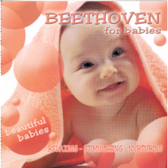 Beethoven For Babies - Various Artists (CD)
