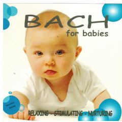 Bach For Babies - Various Artists (CD)