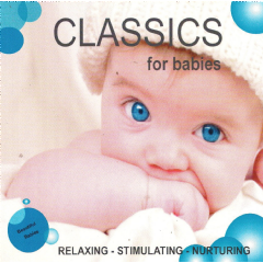 Classical For Babies - Various Artists (CD)