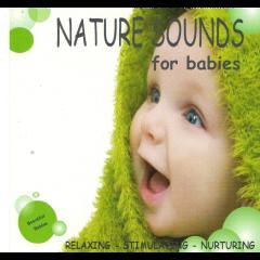 Nature Sounds For Babies - Various Artists (CD)