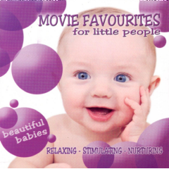 Movie Favourites - Various Artists (CD)