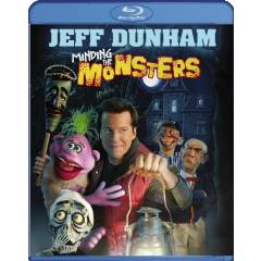 DUNHAM JEFF BLU RAY - Minding The Monsters (Blu-Ray)