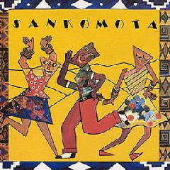Sankomota - Sankomota (CD)
