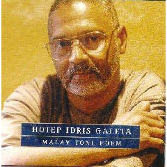 Hotep Idris Galeta - Malay Tone Poem (CD)