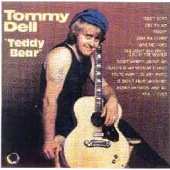 Tommy Dell - Teddy Bear (CD)