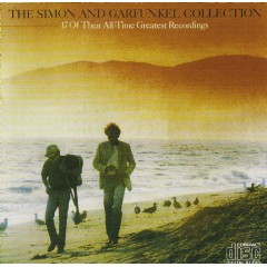 Simon & Garfunkel - 17 Greatest Recordings (CD)