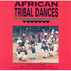African Tribal Dances - Various Artists (CD)
