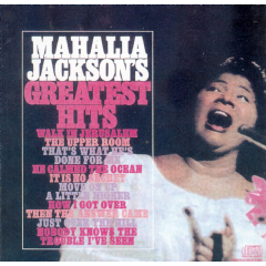 Mahalia Jackson - Greatest Hits (CD)