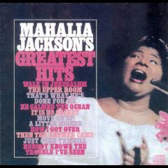 Mahalia Jackson - Greatest Hits (CD)