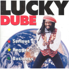 Lucky Dube - Serious Reggae Business (CD)