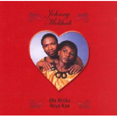 Johnny Mokhali - Ma Afrika Re Ya Kae (CD)