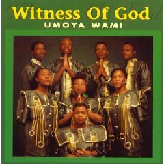 Witness Of God - Umoya Wami (CD)