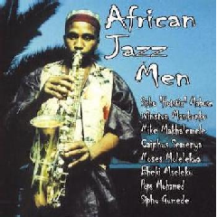 African Jazz Men - Various Artists (CD)