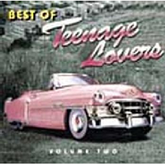 Best Of Teenage Lovers - Vol.2 - Various Artists (CD)