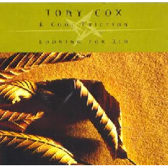 Tony Cox - Looking For Zim (CD)