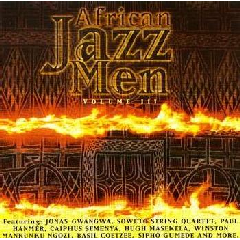 African Jazz Men - Vol 3 - Various Artists (CD)