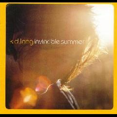 Kd Lang - Invincible Summer (CD)