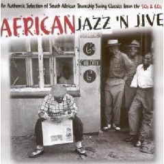 African Jazz 'n Jive - Various Artists (CD)
