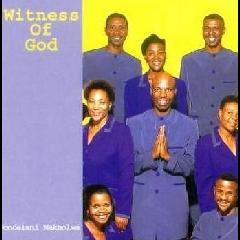 Witness Of God - Sondelani Makholwa (CD)