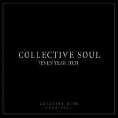 Collective Soul - 7even Year Itch - Greatest Hits 1994-2001 (CD)