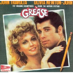 GREASE OST( LTD ED) - DFG GREASE( INTERACTIVE CD)