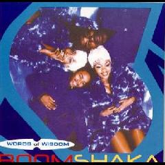 Boom Shaka - Words Of Wisdom (CD)