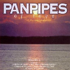Panpipes Of Love Vol 2 - Various Artists (CD)