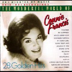 Connie Francis - Wonderful World Of Connie Francis (CD)