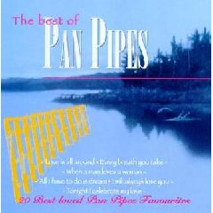 Best Of Panpipes - Various Artists (CD)