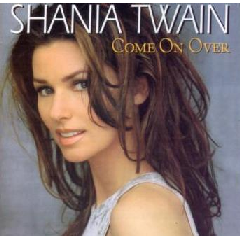 Shania Twain - Come On Over (CD)