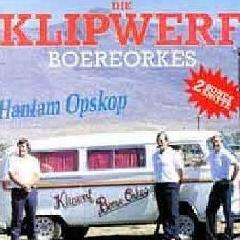 Klipwerf Orkes - Hantam Opskop (CD)