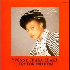 Yvonne Chaka Chaka - I Cry For Freedom (CD)