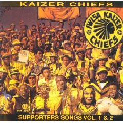 Kaizer Chiefs Supporter's Songs - Vol.2 - Various Artists (CD)
