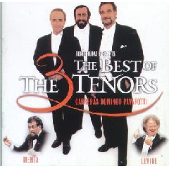 Luciano Pavarotti - Best Of The 3 Tenors (CD)