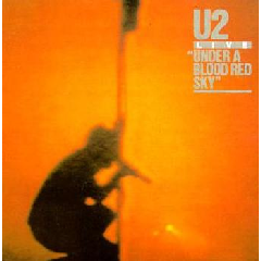 U2 - Under A Blood Red Sky (CD)