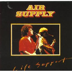 Air Supply - Life Support (CD)
