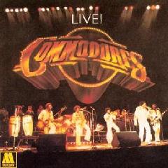 Commodores - Live (CD)