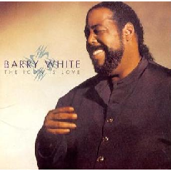 Barry White - The Icon Is Love (CD)