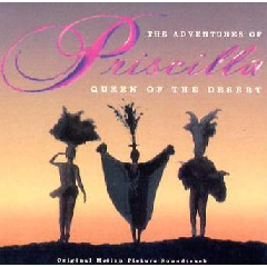Original Soundtrack - Adventures Of Priscilla - Queen Of The Desert (CD)