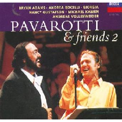 Pavarotti & Friends - Pavarotti & Friends 2 (CD)