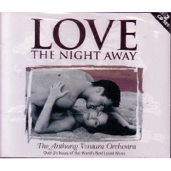 Ventura, Anthony - Love The Night Away (CD)